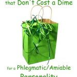 Top 10 Priceless Gifts that Don't Cost a Dime — for a Phlegmatic/Amiable