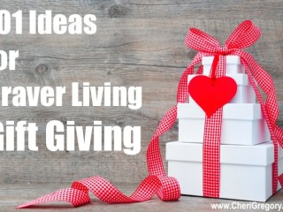 101 Ideas for Braver Living Gift Giving