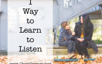 One Way to Learn to Listen