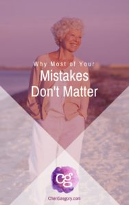 Why Most of Your Mistakes Don't Matter