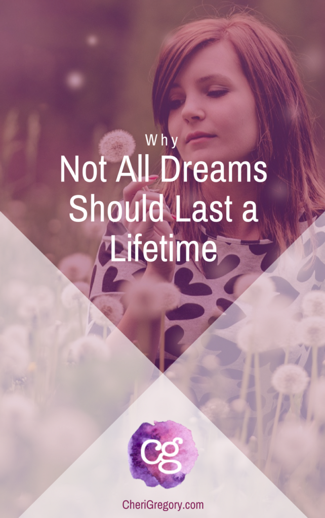 Why Not All Dreams Should Last a Lifetime